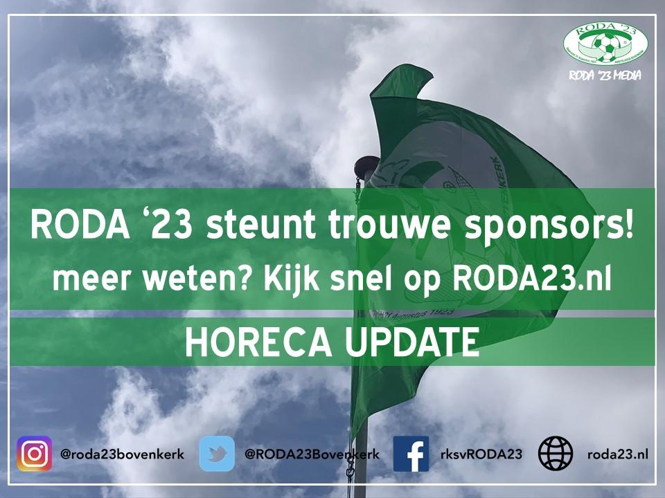 Samen sterk tegen Corona 2.0! Horeca update 5 maart