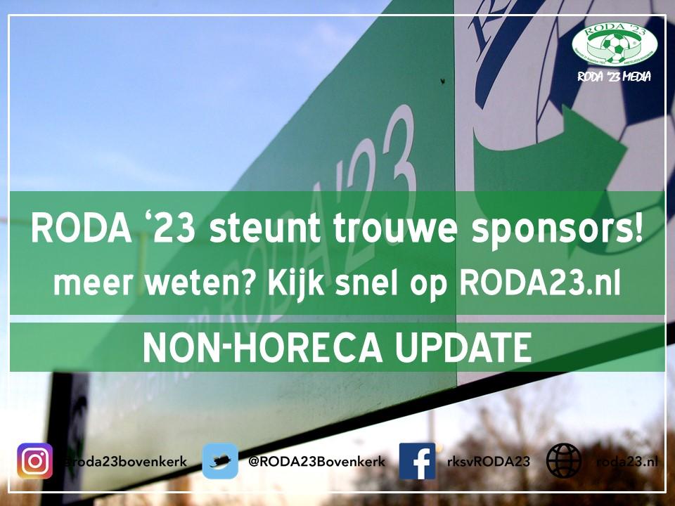Samen sterk tegen Corona 2.0! Non-horeca update 5 maart