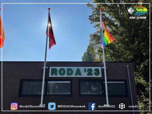RODA '23 wil dat iedereen zich welkom voelt!